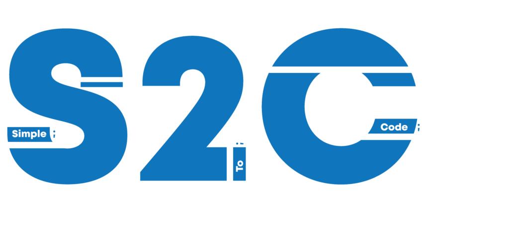 simple2code logo